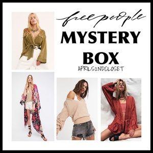 FREE PEOPLE BOHO MYSTERY BOX A3C